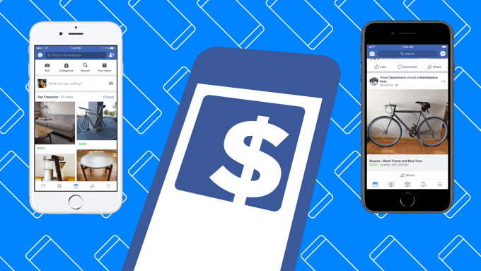 Facebook adds A.I. to Marketplace for categorization, price suggestions and soon, visual search | Social Media