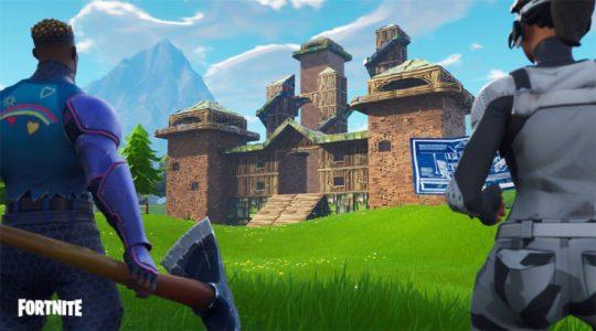 Fortnite Adds Chiller Traps, Custom Playground Options | Gaming News