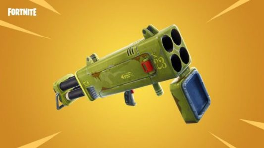 fortnite adds quad launcher to battle royale