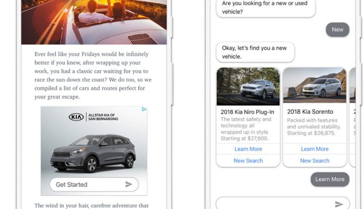 Google-incubated AdLingo uses chatbot integration to create conversational ads | Tech Industry