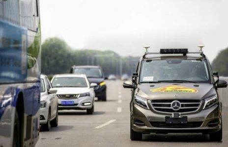 Highly Automated Driving in Beijing | Digital Asia