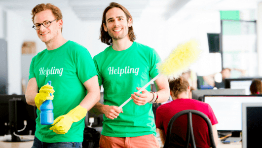 Household services marketplace Helpling raises funding from Swiss media group | Digital Asia