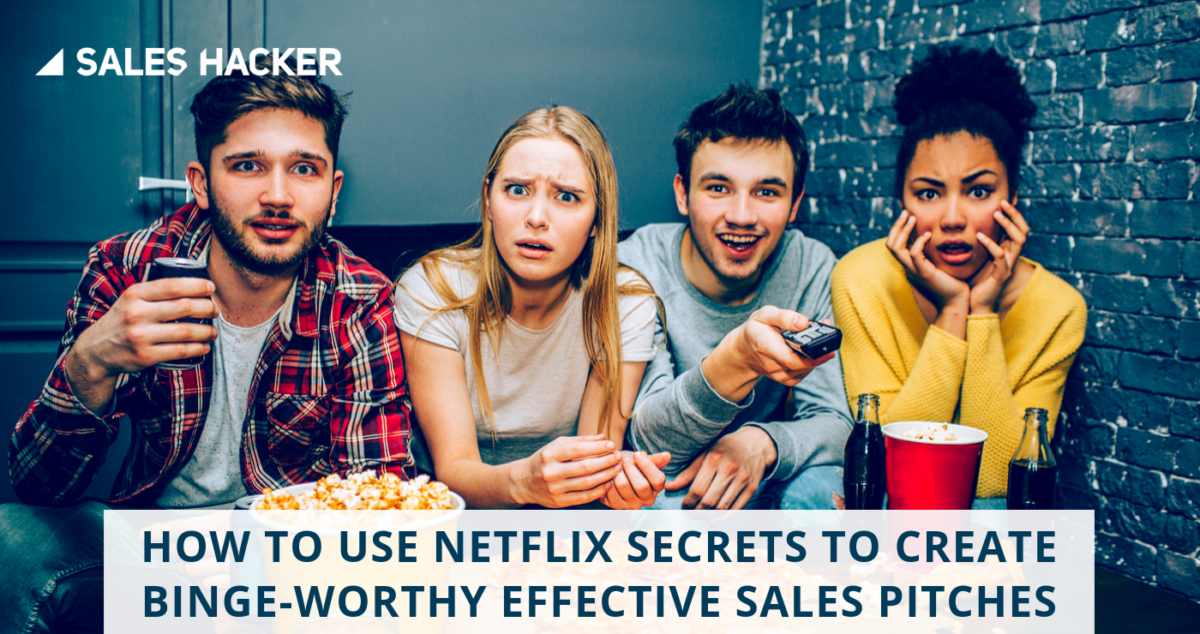 effective sales pitch image