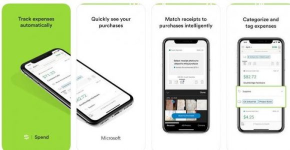 Microsoft rolls out Spend, an expense tracker for iOS | Industry
