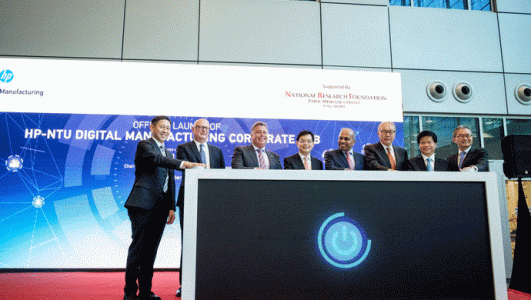 NTU teams up with NRF and HP to launch US$61M corporate innovation lab | Digital Asia