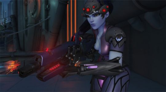 Overwatch Adds Spider-Themed Widowmaker Skin for Halloween | Gaming News