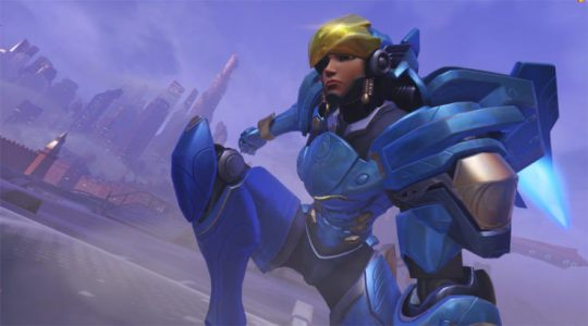 Overwatch Reveals Enchanted Armor Pharah Skin for Halloween | Gaming News