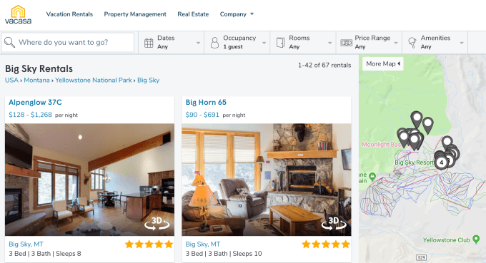 Sick of managing your Airbnb? Vacasa raises $64M to do it for you | Industry
