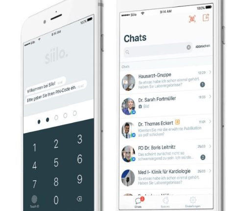 Siilo injects $5.1M to try to transplant WhatsApp use in hospitals | Apps