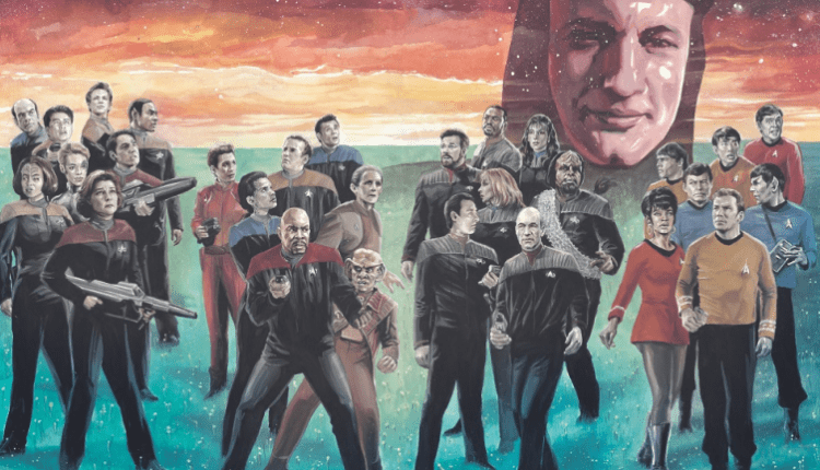Star Trek Is Getting A Major Comic Book Crossover, All Thanks To Q | Gaming News