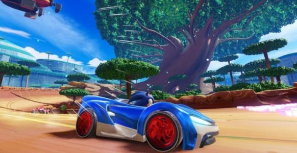 Team Sonic Racing delayed to May 21 | Gaming News