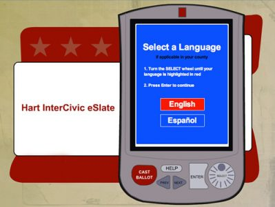 Texas has a long history of problems with Hart eSlate voting machines | Tech Industry