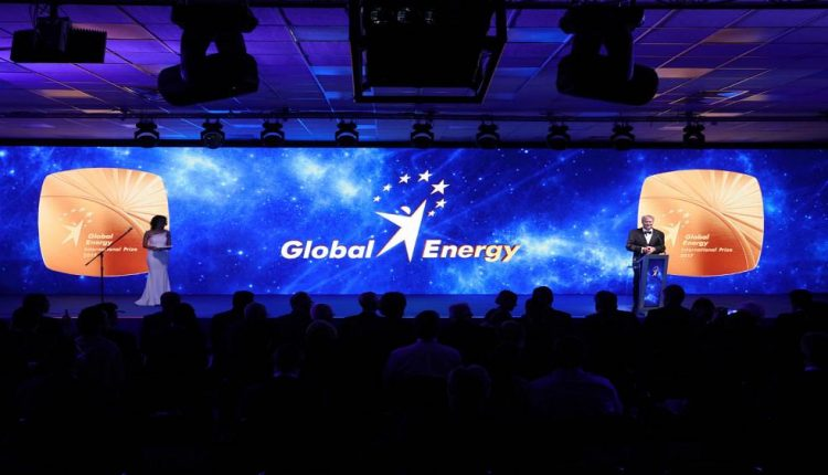 The Global Energy Prize: live from the award ceremony | Innovation