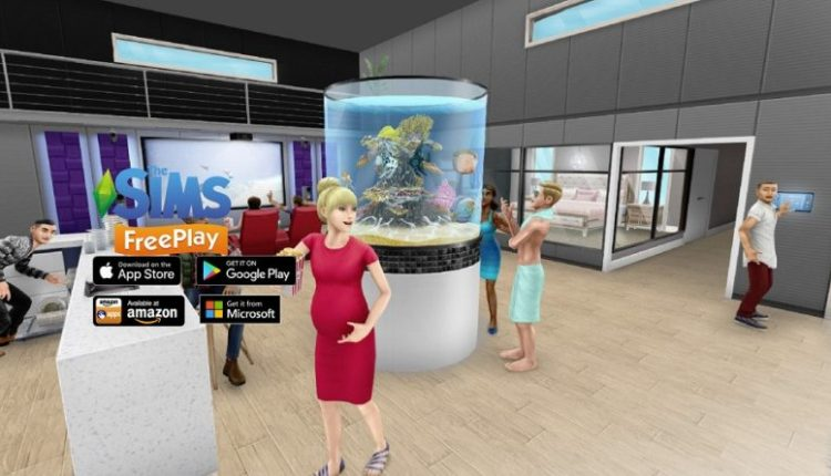 The Sims FreePlay mobile game gets augmented reality with Brilliant Backyards update | Industry