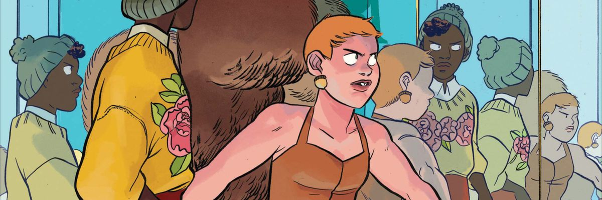From the cover of The Unbeatable Squirrel Girl #31, Marvel Comics (2018).