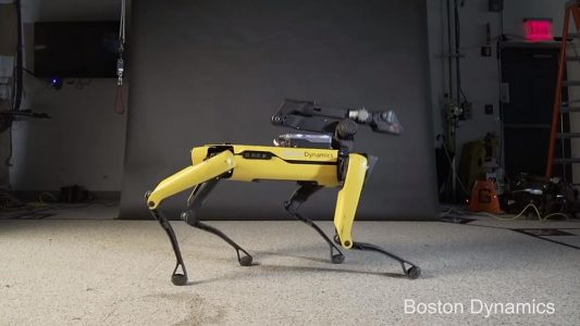 This robo-dog has better dance moves than most humans   Innovation