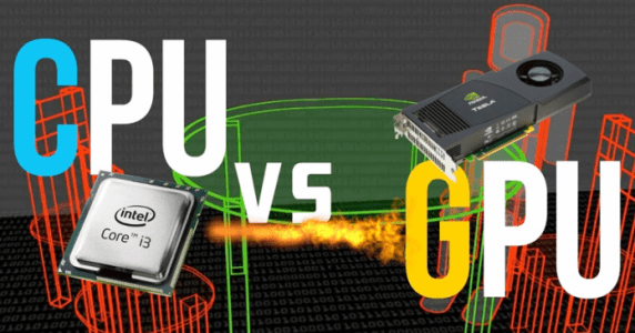 What Is The Difference Between a CPU And a GPU? | Viral Tech