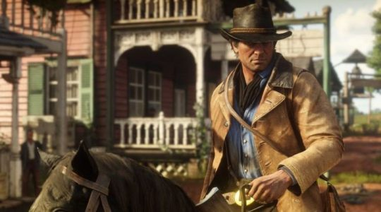 Red Dead Redemption 2 PC port Devolver Digital