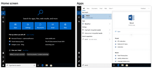 Microsoft continues to improve Windows 10's built-in search and Cortana functionality.