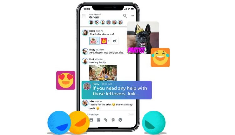 Yahoo Together Group Chat App Launched for Android and iOS to Rival Slack | Apps