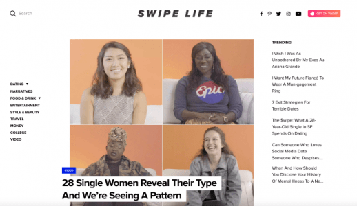 Tinder doubles down on its casual nature | Apps