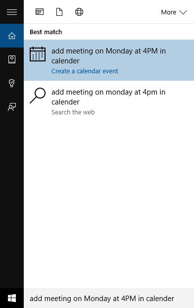 Create Calendar Events