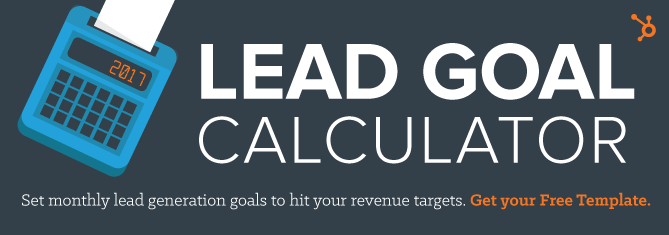 lead goal calculator