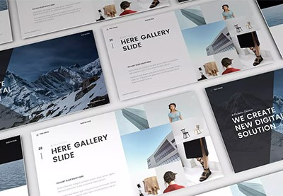 25+Awesome PowerPoint Templates With Cool PPT Designs