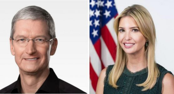 Tim Cook and Ivanka Trump Visiting Idaho School District Today | Mac