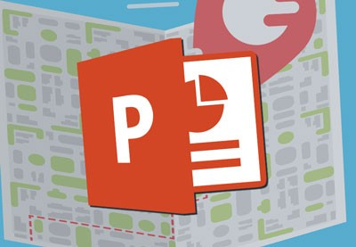 How to Make Interactive Maps in PowerPoint With Templates