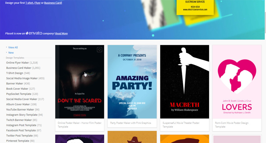 How to Make a Movie Poster Online With a Poster Creator