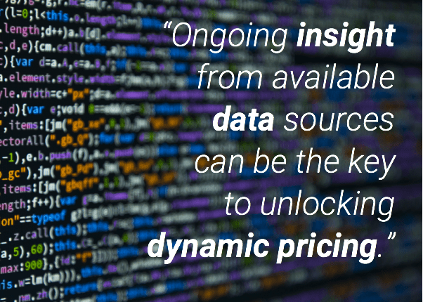 A New Frontier In Dynamic Pricing | Risk Management