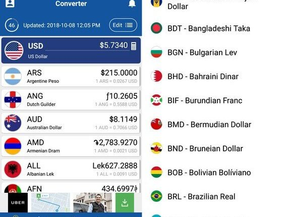Money Conversion S For Android