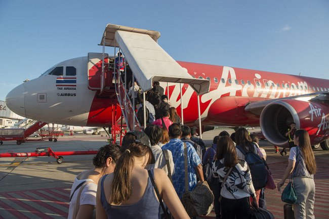 AirAsia Group sees 3Q18 operating profit halve on higher fuel costs