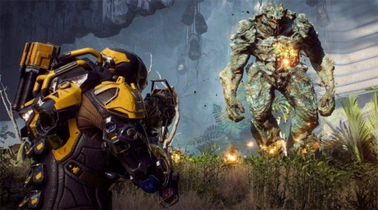 Anthem Players Will Get Individual Loot Drops for Missions | Gaming News