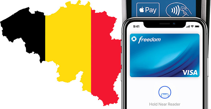 Apple Pay Expected to Launch in Belgium Tomorrow Mac