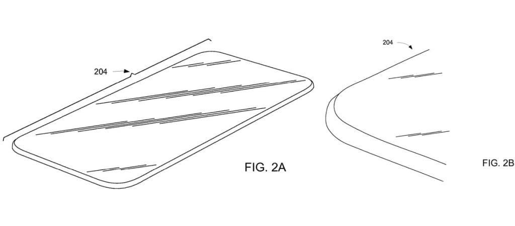 IMG 1 5 1024x449 - Apple To Launch An iPhone With In-Display Selfie Camera