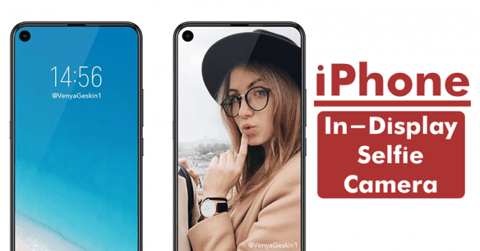 Apple To Launch An iPhone With In-Display Selfie Camera | Viral Tech