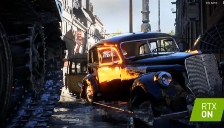 Battlefield V is getting ray tracing after Nvidia RTX driver update | Gaming News