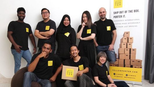 Cradle Fund invests in Malaysian international shipping startup Yellow Porter | Digital Asia