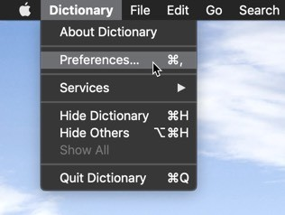customize-dictionary-app-macos-open-dictionary-preferences