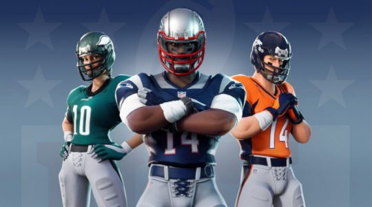 Fortnite Adding NFL Outfit for All 32 Teams | Gaming News