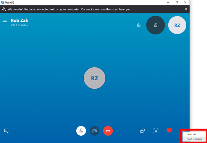 record-skype-calls-windows-10-start-recording