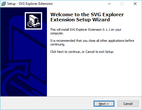 How to View SVG Thumbnails in Windows Explorer | Tips & Tricks