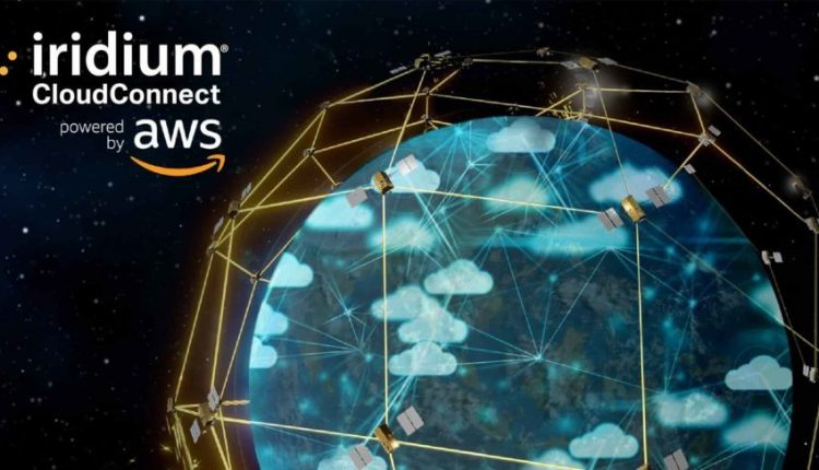 Iridium satellites providing Amazon cloud for internet of things