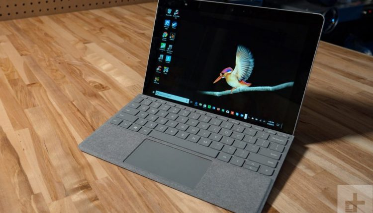 Microsoft drops Surface Go price to $350 for Black Friday week | Computing