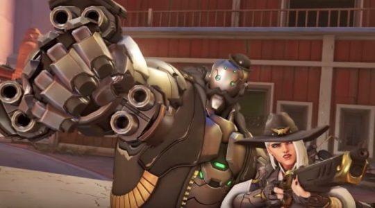 New Overwatch Hero Ashe Announced At BlizzCon   Gaming News