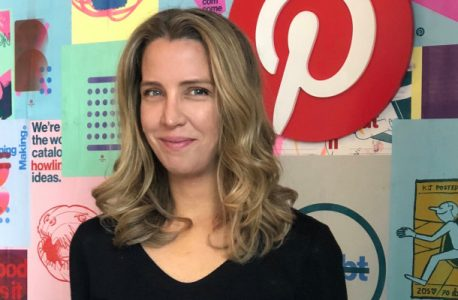 Pinterest taps former Athleta exec as first CMO   Industry