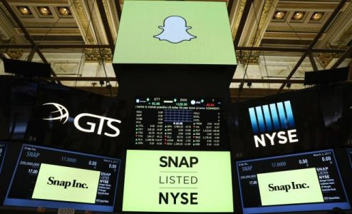 Snap is being probed over its IPO because some investors are salty about losing money | Apps