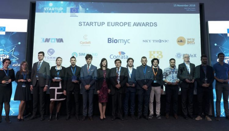 StartUp Europe Awards recognizes the best European startups in 18 categories | Enterpreneurship